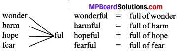 MP Board Class 7th General English Chapter 5 The Crowded Train 4