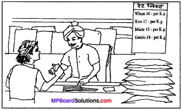 Class 7 English Chapter 3 The Wheat Is Cheaper 1 MP Board