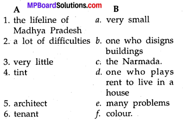 Class 8 English Revision Exercise 1