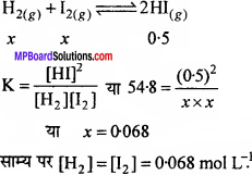 MP Board Class 11th Chemistry Solutions Chapter 7 साम्यावस्था - 30