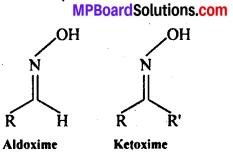 MP Board Class 12th Chemistry Solutions Chapter 12 ऐल्डिहाइड्स, कीटोन्स तथा कार्बोक्सिलिक अम्ल - 19