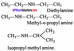 MP Board Class 12th Chemistry Solutions Chapter 13 Amines - 100