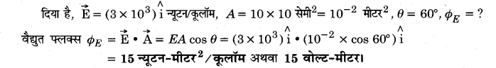 MP Board Class 12th Physics Important Questions Chapter 1 वैद्युत आवेश तथा क्षेत्र 92