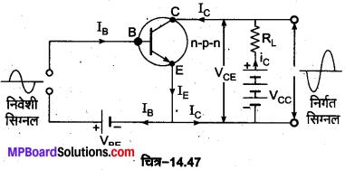 MP Board Class 12th Physics Important Questions Chapter 14 अर्द्धचालक इलेक्ट्रॉनिकी पदार्थ युक्तियाँ तथा सरल परिपथ 26