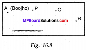 Mp Board Solution Class 8 Science Chapter 16