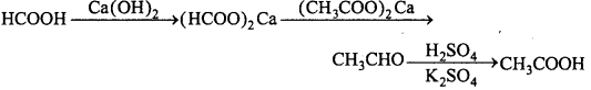 MP Board Class 12th Chemistry Important Questions Chapter 12 Aldehydes, Ketones and Carboxylic Acids 12