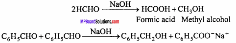 MP Board Class 12th Chemistry Important Questions Chapter 12 Aldehydes, Ketones and Carboxylic Acids 19