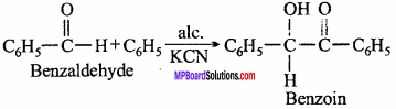 MP Board Class 12th Chemistry Important Questions Chapter 12 Aldehydes, Ketones and Carboxylic Acids 32