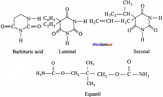 MP Board Class 12th Chemistry Important Questions Chapter 16 Chemistry in Everyday Life 12