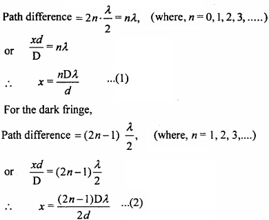 MP Board 12th Physics Important Questions Chapter 10 Wave Optics 18