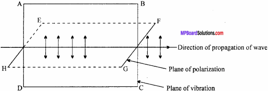 MP Board 12th Physics Important Questions Chapter 10 Wave Optics 5