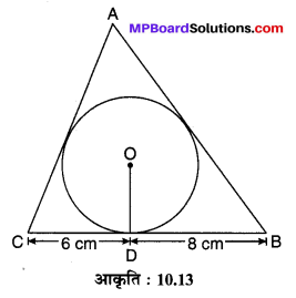 MP Board Class 10th Maths Solutions Chapter 10 वृत्त Ex 10.2 15