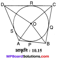 MP Board Class 10th Maths Solutions Chapter 10 वृत्त Ex 10.2 18