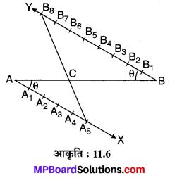MP Board Class 10th Maths Solutions Chapter 11 रचनाएँ Ex 11.1 1