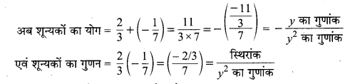 MP Board Class 10th Maths Solutions Chapter 2 बहुपद Additional Questions 16