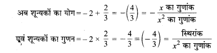 MP Board Class 10th Maths Solutions Chapter 2 बहुपद Additional Questions 6