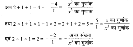 MP Board Class 10th Maths Solutions Chapter 2 बहुपद Ex 2.4 4