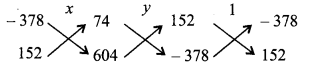 MP Board Class 10th Maths Solutions Chapter 3 दो चरों वाले रैखिक समीकरण युग्म Ex 3.7 10