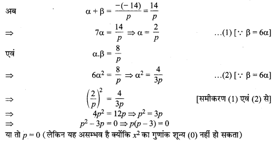 MP Board Class 10th Maths Solutions Chapter 4 द्विघात समीकरण Additional Questions 28