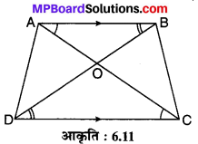 MP Board Class 10th Maths Solutions Chapter 6 त्रिभुज Ex 6.2 21