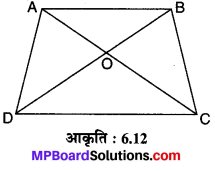 MP Board Class 10th Maths Solutions Chapter 6 त्रिभुज Ex 6.2 22