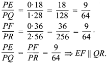 MP Board Class 10th Maths Solutions Chapter 6 त्रिभुज Ex 6.2 7