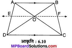 MP Board Class 10th Maths Solutions Chapter 6 त्रिभुज Ex 6.3 7
