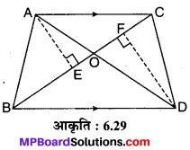 MP Board Class 10th Maths Solutions Chapter 6 त्रिभुज Ex 6.4 4