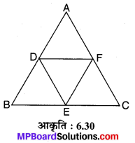MP Board Class 10th Maths Solutions Chapter 6 त्रिभुज Ex 6.4 8