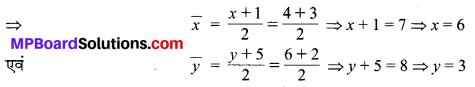 MP Board Class 10th Maths Solutions Chapter 7 निर्देशांक ज्यामिति Ex 7.2 10