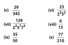 MP Board Class 10th Maths Solutions Chapter 1 Real Numbers Ex 1.4 2