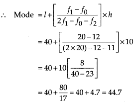 MP Board Class 10th Maths Solutions Chapter 14 Statistics Ex 14.2 15