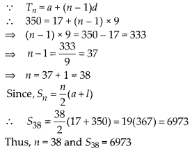 MP Board Class 10th Maths Solutions Chapter 5 Arithmetic Progressions Ex 5.3 20