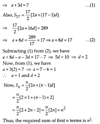 MP Board Class 10th Maths Solutions Chapter 5 Arithmetic Progressions Ex 5.3 24