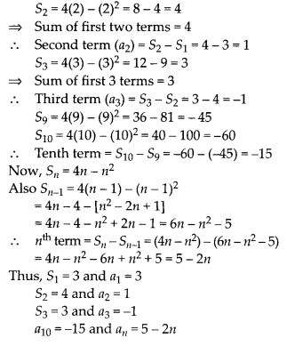 MP Board Class 10th Maths Solutions Chapter 5 Arithmetic Progressions Ex 5.3 27