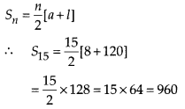 MP Board Class 10th Maths Solutions Chapter 5 Arithmetic Progressions Ex 5.3 29