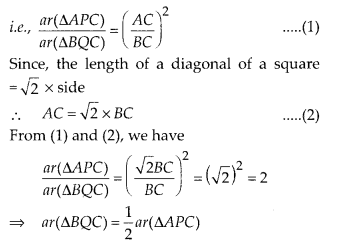 MP Board Class 10th Maths Solutions Chapter 6 Triangles Ex 6.4 13