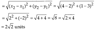 MP Board Class 10th Maths Solutions Chapter 7 Coordinate Geometry Ex 7.1 1
