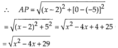 MP Board Class 10th Maths Solutions Chapter 7 Coordinate Geometry Ex 7.1 15