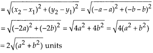 MP Board Class 10th Maths Solutions Chapter 7 Coordinate Geometry Ex 7.1 3