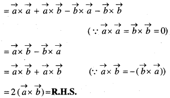 MP Board Class 12th Maths Book Solutions Chapter 10 सदिश बीजगणित Ex 10.5 4