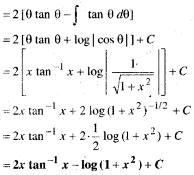 MP Board Class 12th Maths Book Solutions Chapter 7 समाकलन Ex 7.6 29
