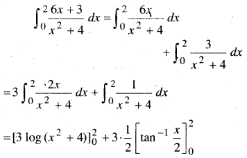 MP Board Class 12th Maths Book Solutions Chapter 7 समाकलन Ex 7.9 21