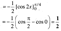 MP Board Class 12th Maths Book Solutions Chapter 7 समाकलन Ex 7.9 3