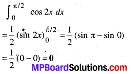 MP Board Class 12th Maths Book Solutions Chapter 7 समाकलन Ex 7.9 4