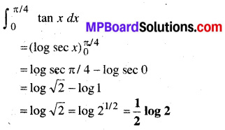 MP Board Class 12th Maths Book Solutions Chapter 7 समाकलन Ex 7.9 6