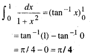 MP Board Class 12th Maths Book Solutions Chapter 7 समाकलन Ex 7.9 9