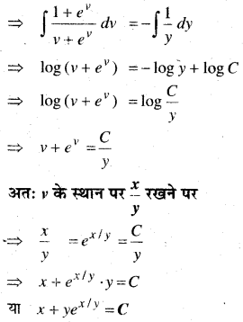 MP Board Class 12th Maths Book Solutions Chapter 9 अवकल समीकरण Ex 9.5 26