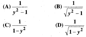 MP Board Class 12th Maths Book Solutions Chapter 9 अवकल समीकरण Ex 9.6 26