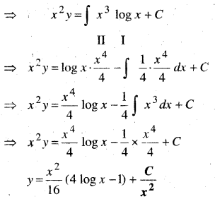 MP Board Class 12th Maths Book Solutions Chapter 9 अवकल समीकरण Ex 9.6 7